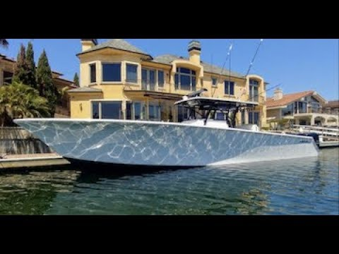 1400 HP & 70MPH: SeaHunter Tournament 45 – One Wake
