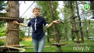 Самый экстремальный отдых в Киеве. #ВідеоГід с Еленой-Кристиной Лебедь. Киев