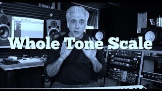 Music Theory - The Whole Tone Scale
