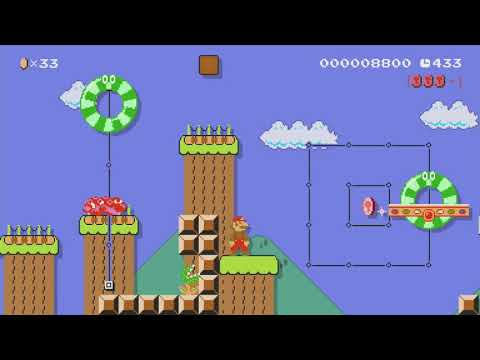 SUPER MARIO MIX 2-3 By つきこ - Super Mario Maker - No Commentary Mp3