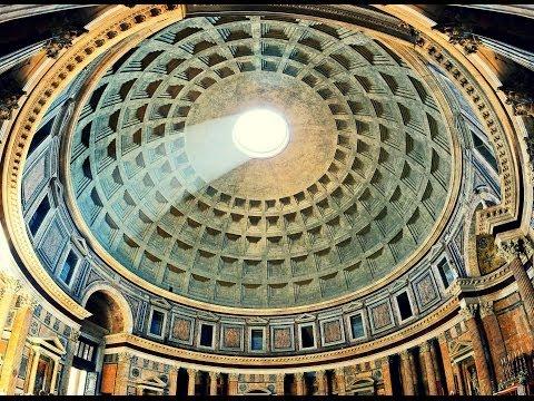 ИТАЛИЯ: Пантеон в Риме - на Пьяцца Ротон