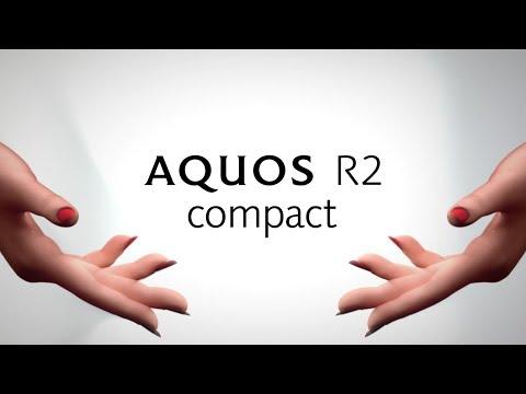 AQUOS R2 compact CONCEPT MOVIE