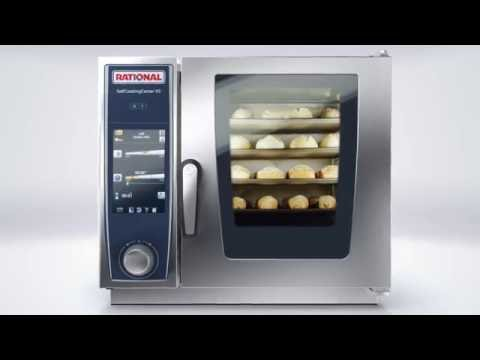 Video De nieuwe Rational SelfCookingCenter XS