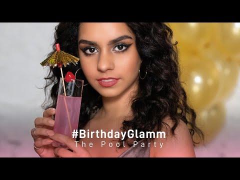 Glamm Birthday: The Pool Party | MyGlamm
