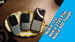 Die neuen Nokia Feature Phones im Hands On | deutsch