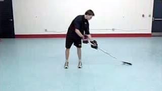 Stickhandling Drill - Yo Yo Drill