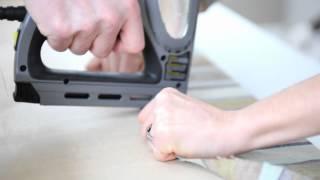 How-To: Upholstered Window Cornice