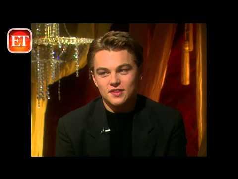 Flashback: DiCaprio, 22, Talks 'Titanic'