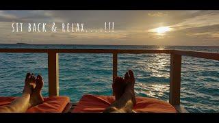 Water villa and Infinity pool | Summer Island Maldives