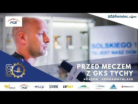 Zapowiedź: PGE Stal Mielec - GKS Tychy [WIDEO]