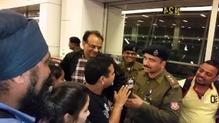 Air India 101 Delay, Delhi to New York, 1 Feb 15