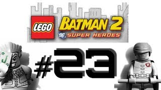 Lego Batman 2: DC Super Heroes Walkthrough / Gameplay Part 23 - Optimus Joker
