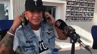 """Daddy Yankee en directo en """"Anda Ya!"""", 21 de Junio"""