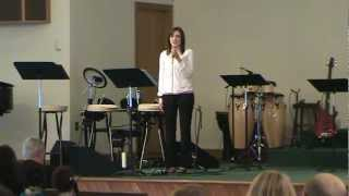 Sweet Sweet Sound by: Sarah Reeves (cover)