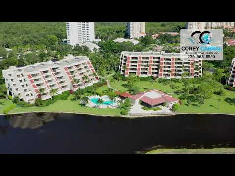 Pelican Bay Hyde Park Naples Florida 360 degree video fly over