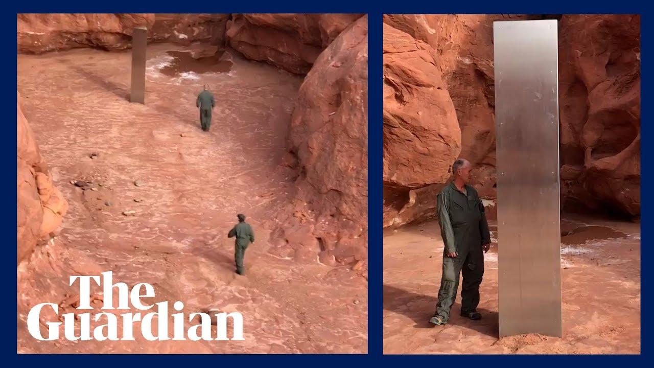 10+ Monolith Found In Utah
