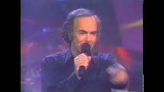 Neil Diamond on The Tonight Show 1992 Santa Claus Is Coming To Town