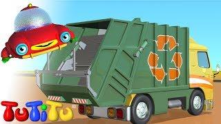 TuTiTu Toys | Garbage Truck