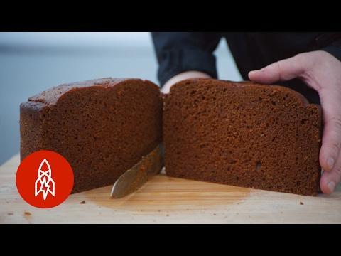Chléb pečený horkými prameny