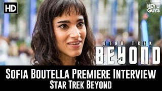 Sofia Boutella interview
