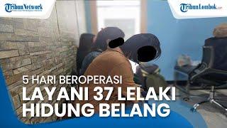 Polda NTB Bongkar Prostitusi di Hotel Berbintang, 5 Hari Beroperasi Layani 37 Lelaki Hidung Belang
