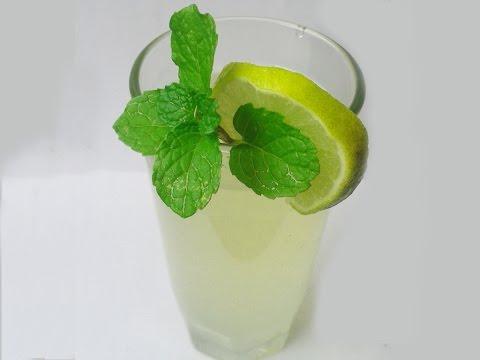 Video Juice Home made Lemon mint ginger drink,healthy juice juice recipes juice maker