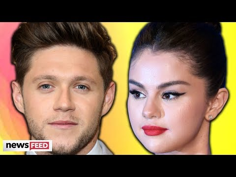 Niall Horan ANNOYED & Over Selena Gomez Dating Speculation!