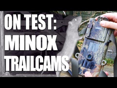 On Test: Minox trailcams