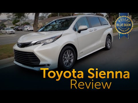 2021 Toyota Sienna | Review & Road Test