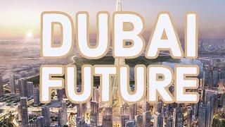 Dubai Futuristic Architecture