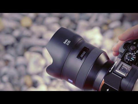 Zeiss Batis 25mm 2.0 E-Mount Vollformat AF