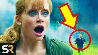 5 Things About Jurassic World: Fallen Kingdom That Make Absolutely No Sense
