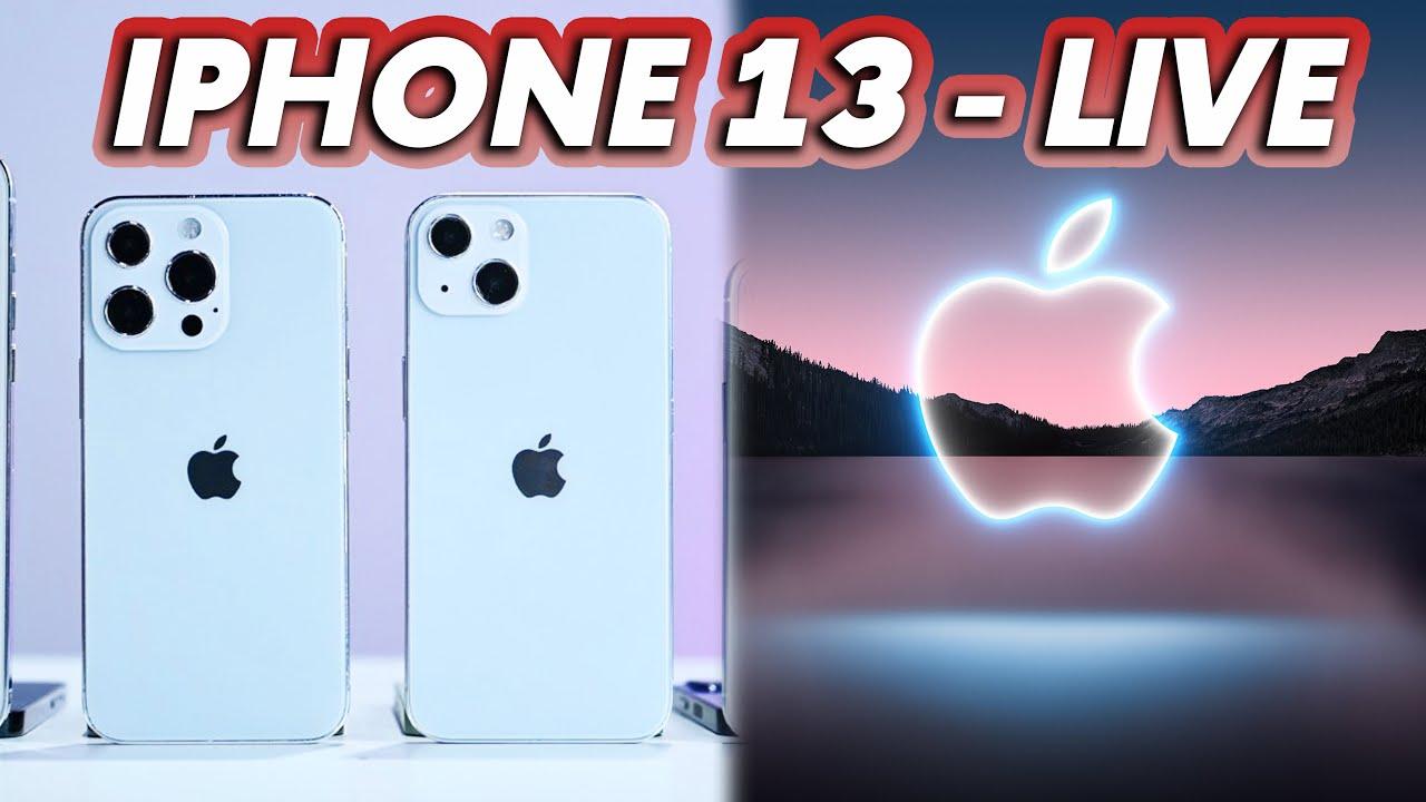 iPhone 13 : Toutes les nouveautés en direct ! (Keynote Apple)