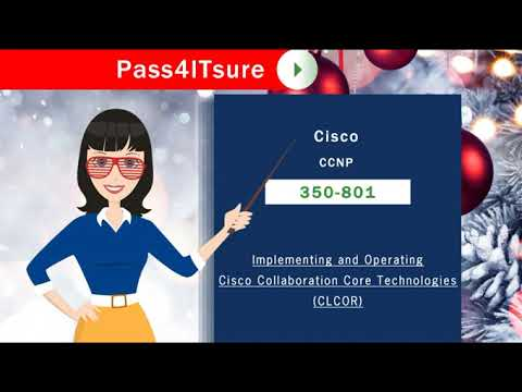 [2020.12] Latest Cisco 350-801 dumps Practice test Questions and ...