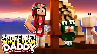 Minecraft Who's Your Daddy  - CRASHING INTO MOANA'S ISLAND!