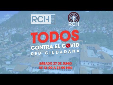 [EN VIVO] Campaña TODOS CONTRA EL COVID