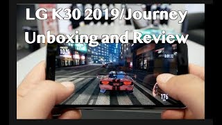 LG K30 2019/Journey { Unboxing and Review}