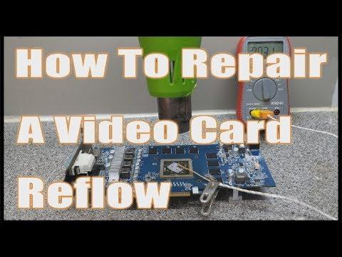 GPU Reflow Do's & don'ts - смотреть онлайн на Hah Life