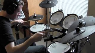 Fates Warning - Part of the Machine - Drum Cover (Tony Parsons)