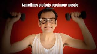 Project Muscle social media campaign