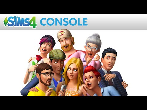 EA Announces The Sims 4 is Coming to Consoles on November 17th