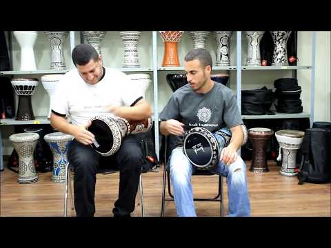 MUHTEŞEM DARBUKA ŞOV - The Best Darbuka Belly Dance Music