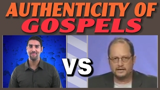 Authenticity of the Bible New Testament Books | Bart Ehrman vs Christian Apologists part 1/4