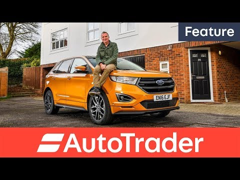 Ford Edge SUV long-term test review