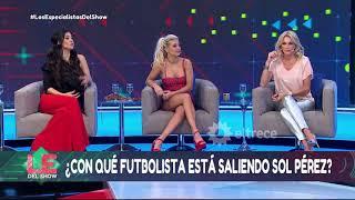 Sol Pérez confesó que está saliendo con un futbolista