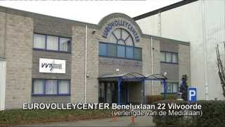 preview picture of video 'Eurovolleycenter Vilvoorde'
