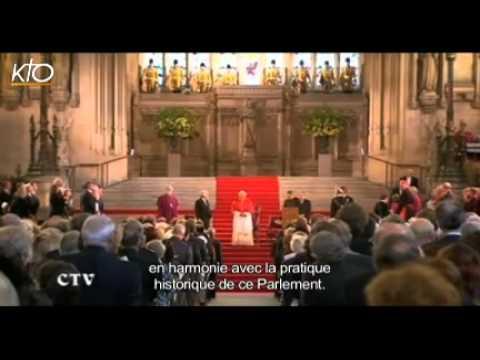 19-09 flash bilan du voyage - Benoît XVI au Royaume-Uni