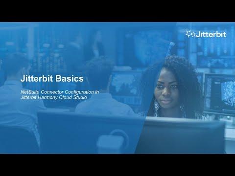 Jitterbit Basics - NetSuite to FTP
