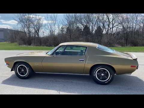 1970 Chevrolet Camaro in Big Bend, Wisconsin - Video 1