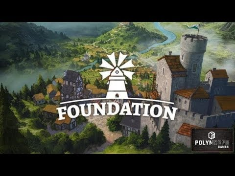 FOUNDATION – Medieval City Builder FIRST LOOK & REVIEW